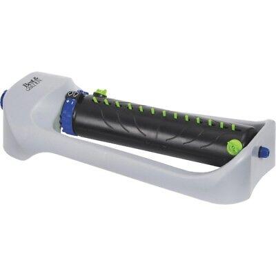 - Best Garden Poly 3500 Sq. Ft. Blue & Gray Oscillating Sprinkler