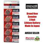 Maxell CR2016 Watch Batteries
