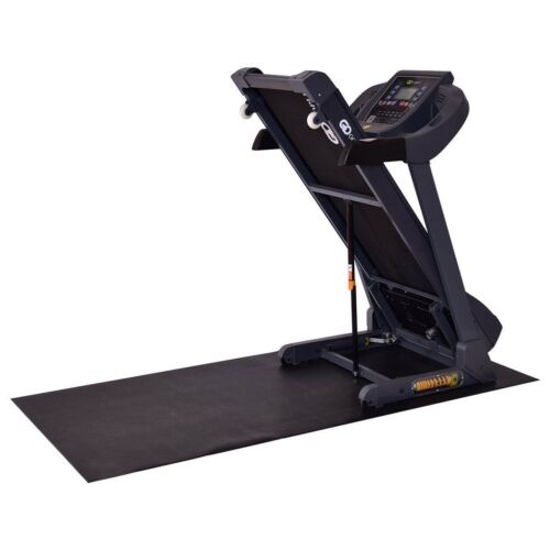 """36""""*78"""" Indoor Home PVC Treadmill Fitness Mats Gym Exercise"""