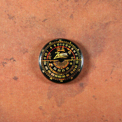 - Vintage Style Pinback Button 1
