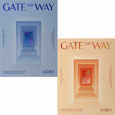 ASTRO GATEWAY 7th Mini Album RANDOM CD+POSTER+Fotobuch+3p Kart+Fold Poster(On)