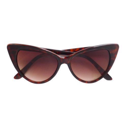 Vintage Cat Eye Sunglasses 50s
