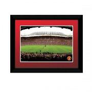 Manchester United Framed Picture