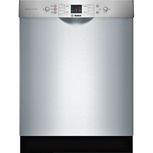 Bosch 300 Series SGE53U55UC Built-In Undercounter Dishwasher