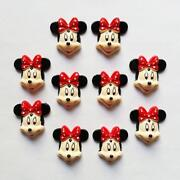 Minnie Mouse Resin