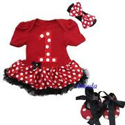 Baby Minnie Mouse First Birthday