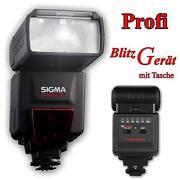 Canon EOS 400D Blitz