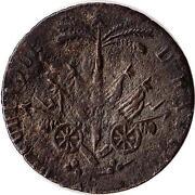 Haiti Silver Coin