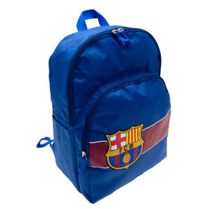FC-BARCELONA-Official-Backpack-RX-Blue-Gym-Bag-Sack