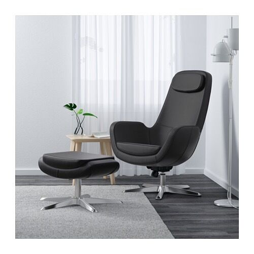 Ikea Arvika swivel armchair + foot stool   in Tower ...