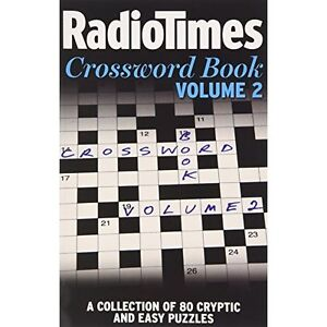 Radio-Times-Crossword-Book-v-2-by-Radio-Times-Paperback-2010