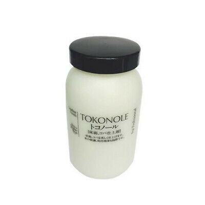 【Made in Japan】Tokonol Leather Craft Floor / Edge Finish Colorless 500g