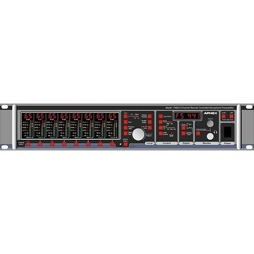 Aphex 1788A 8 channel mic pre w/digital option