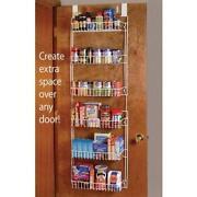 Over The Door Storage