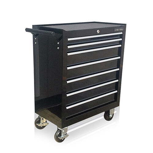 372 us pro black tools affordable steel chest tool box. Black Bedroom Furniture Sets. Home Design Ideas