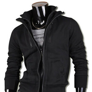 Jeansian-Mens-Jacket-Coat-Shirt-Top-Hoodie-Outerwear-Trend-3-Colors-4-Sizes-8007