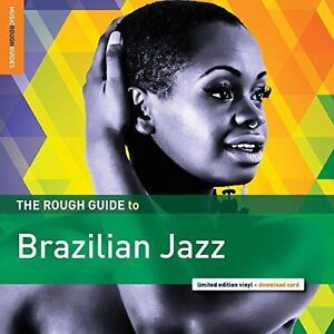 Rough Guide To Brazilian Jazz Various Rough Guide To Brazilian Jazz V NEW sealed