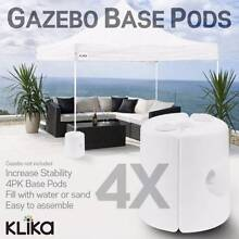 Gazebo Base Pod Kit Marquee Tent Canopy Leg Fillable Water Sand West End Brisbane South West Preview