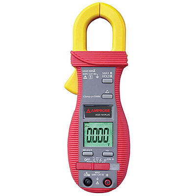 Amprobe Acd-10 Plus Digital Clamp-on Multimeter