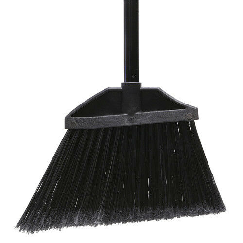 O-Cedar Commercial 6410 Angle Broom - Flagged Bristles