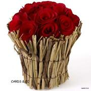 Shabby Chic Flower Pot