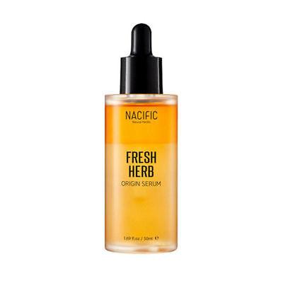 Nacific Fresh Herb Origin Serum 50Ml   Free Gift   Korean Cosmetics