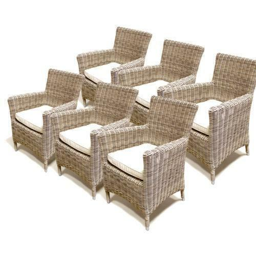 Outdoor Wicker Dining Chairs EBay