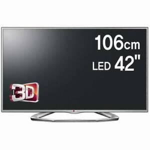 """42"""" L.G Full 1080p 3D Smart WiFi LED LCD T.V."""