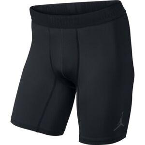 NIKE Mens Jordan All Season Compression Training Shorts Black XS BNWT