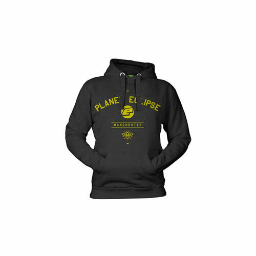 Planet Eclipse Hoodie Worker Charcoal - X-Large - Paintball