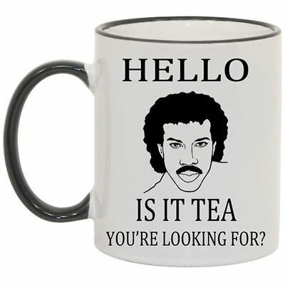 You will need your own mug for all the tea you drink at work
