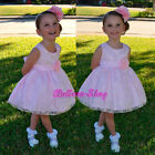 Pink 5 Size Pageant Dresses (Sizes 4 & Up) for Girls