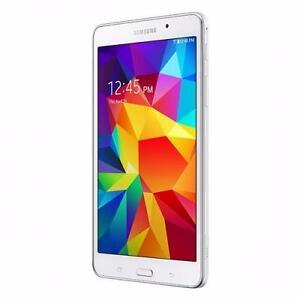 Tablette tactile Galaxy Tab 4 de 7 pouces Samsung ( SM-T230NZW )