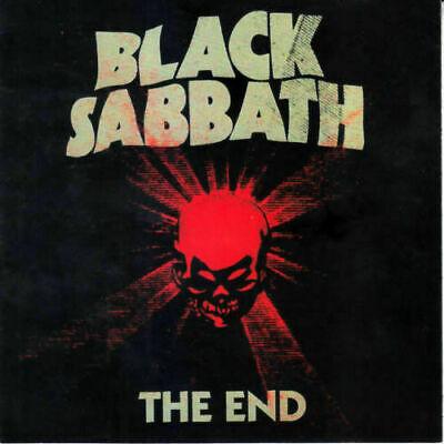 Black Sabbath - The End ( AUDIO CD in JEWEL CASE )