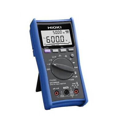 Hioki Dt4253 Trms Dmm 1000v Temp Capacitance And Freq