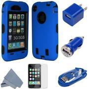 iPhone 3GS Case Blue