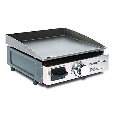 Blackstone 1650 Outdoor Cooking Table Top Griddle/Gas Grill