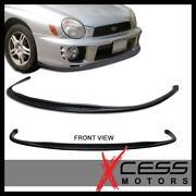 02 WRX Front Bumper
