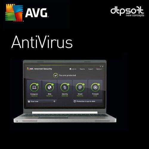 AVG AntiVirus 2020 - 1 PC - 1 YEAR - 2019 US
