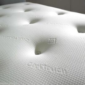 Orthopaedic tufted Memory Foam Mattress