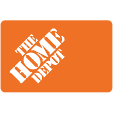 Home Depot Gift Card $25 Value, Only $24.40! Free Shipping!