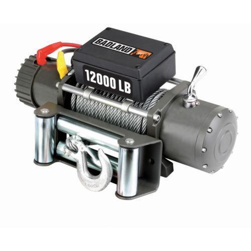 harbor freight winch