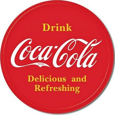 Coke Button Logo 12