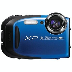 Fuji xp90 water/shockproof 16MP Dg.Camera - New in box