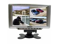 "7"" Stand Alone/Headrest TFT TV LCD MONITOR Analog TV Stand Alone"