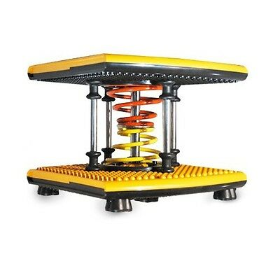 NEW TWISTRUN Exercise Equipment Health,Dlet,Fun/Yellow Under 65kg-EMS(3~6day)