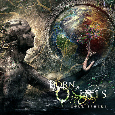 Born of Osiris - Soul Sphere [New CD]