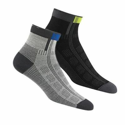 Wigwam Rebel Fusion Quarter II Socks