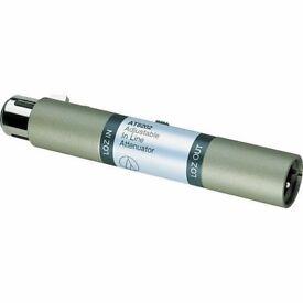 Audio-Technica AT8202 In-Line -10db -20db -30db Pad AT-8202 Attenuator