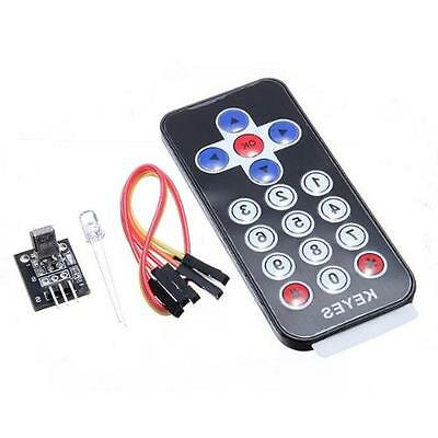 Infrared Wireless Remote Control Kits For Arduino Avr Pic Good